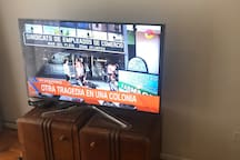 "Smart TV de 48"" , Netflix incluido"