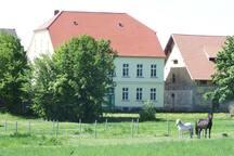 Kutscherwohnung auf dem Rittergut!