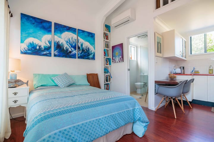 Private retreat 10min walk to beach - Umina Beach - Wohnung
