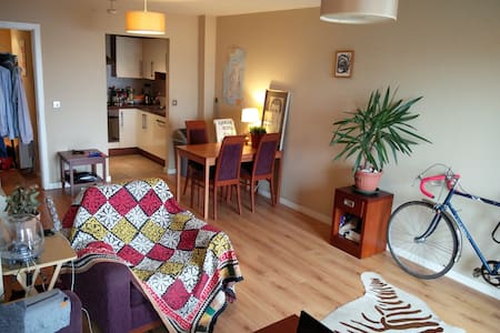 Spacious double bed room apartment