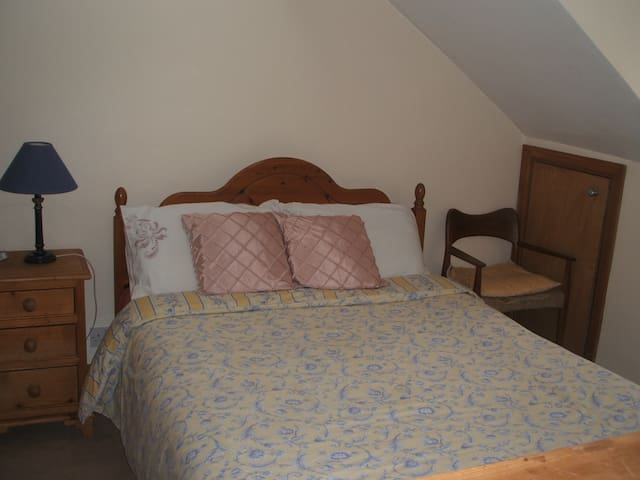 Double room - town center breakfast parking Wi-Fi