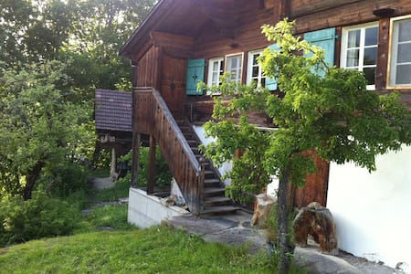Ferienhaus Blatti - Hasliberg - Huoneisto
