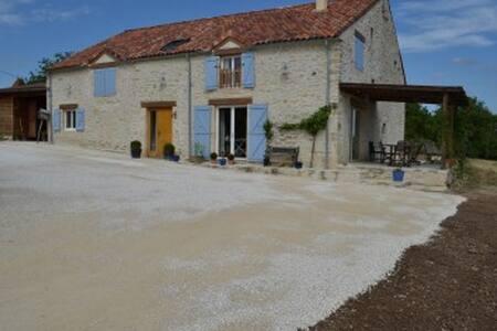 La Grange de Madeleine - Saint-Vincent-Rive-d'Olt