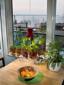 Short walk to the city center - studio apartment - Tampere