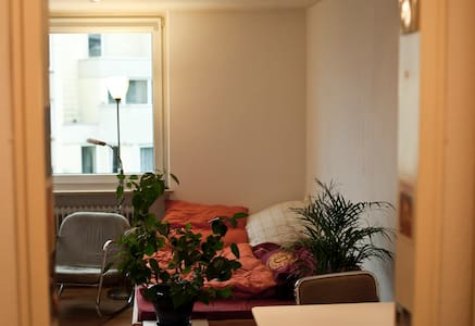 Your own flat near central station! - Munich - Apartment