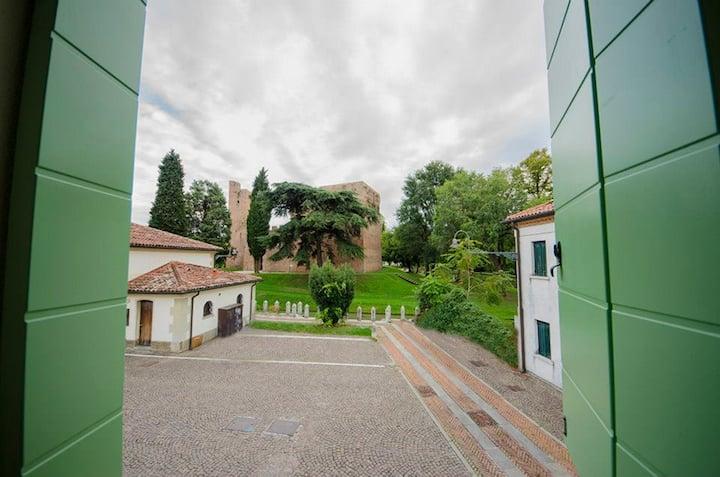 Residence Cà degli Armati (25 minutes to Venice)