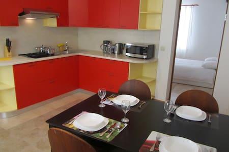 alloggio romantico con caminetto - Ventspils - อพาร์ทเมนท์