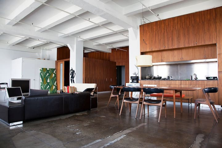 Share Loft  in the heart of nyc - New York - Loft