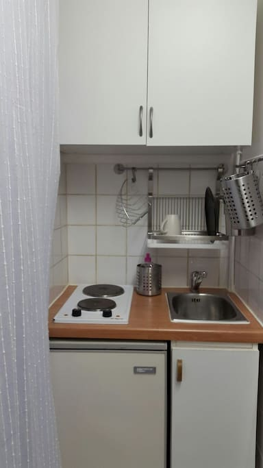 Kitchenette - Fully equipped-