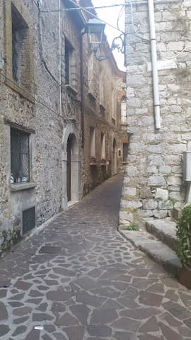 Zi filomena al castello - Caselle In Pittari - Talo