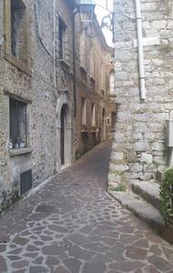 Zi filomena al castello - Caselle In Pittari - Hus