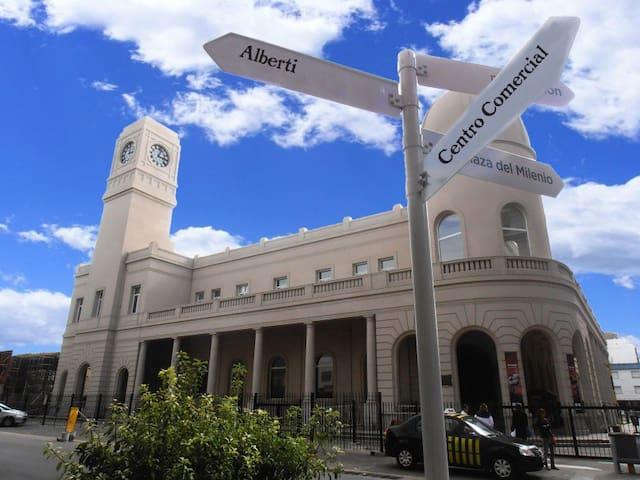 Departamento Vieja Estación - Mar del Plata - Apartmen