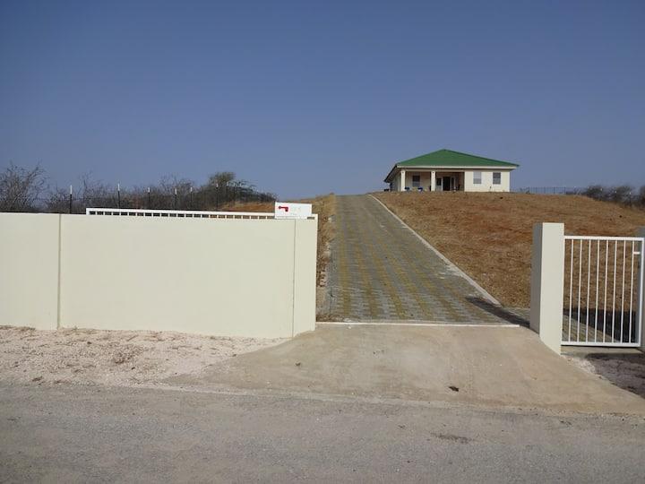 Haus im Wind, Curacao