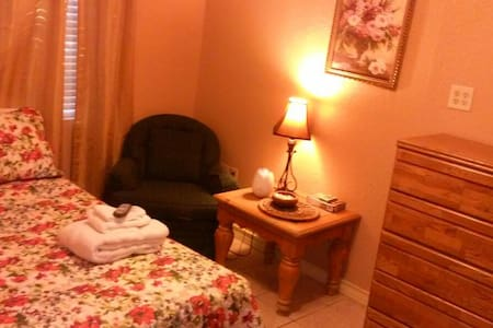 Private Studio Apartment-Great for Extended Stays - Laredo - Daire