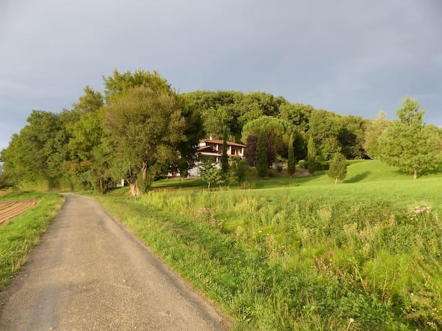 Las Coumes - Ponsan-Soubiran - Villa