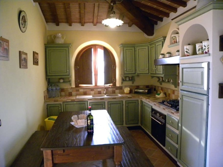 cucina- kitchen