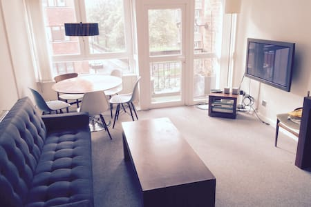 Lovely double room - Central London