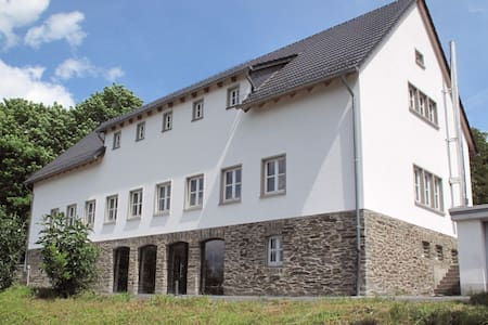 Lots of space (300qm) in Weilburg - Weilburg - Casa