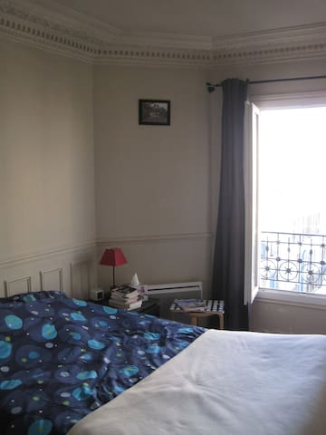 Charming flat well-situated - Parijs - Appartement