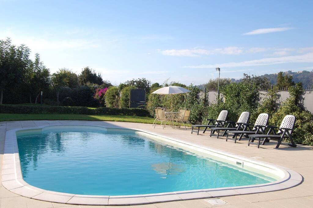 Appartamento con terrazzo piscina case vacanze in - Residence con piscina in sicilia ...