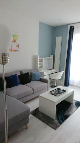 Appartement lumineux à deux pas du centre ville