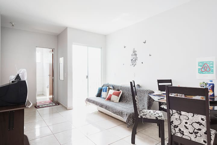 Nice Room in Apt in DOWNTOWN - Palmas - Apartmen