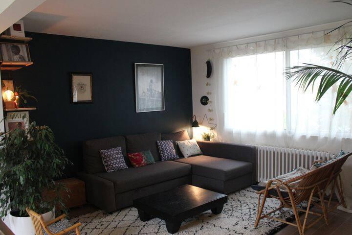Maison familiale proche de Caen