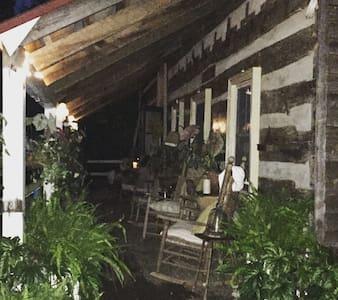 Cedar House-VA Log Cabin - Amissville