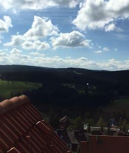 Kleine Ferienwohnung - Schonach im Schwarzwald - 公寓