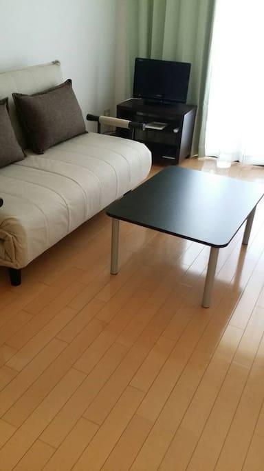 ソファベッド Sofa-bed
