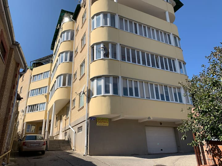 Very nice apartment in a new house near the Park