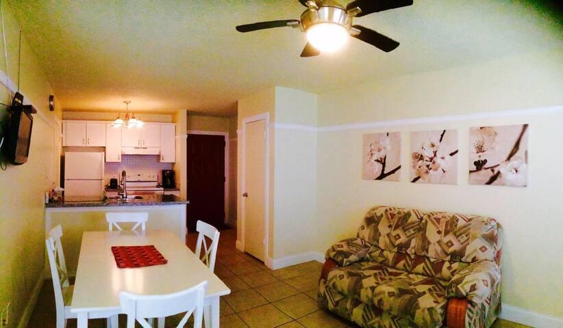 Condo for rent in Florida - Pompano Beach - Apartament
