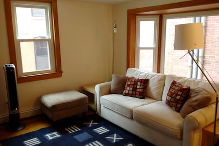 Beautiful Central Square Apt - Cambridge - Apartment