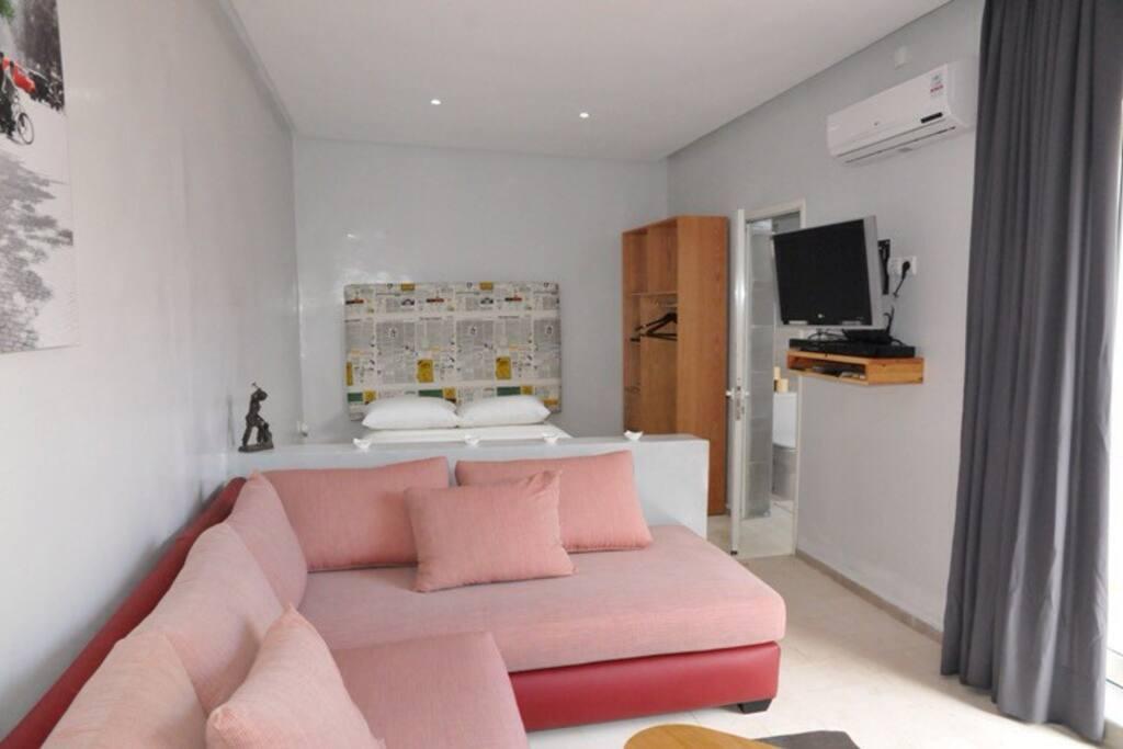 Awsome Living room Space