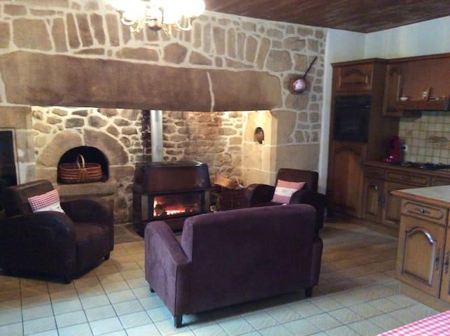 le fournil de Lalo - Saint-Cirgues-la-Loutre - Casa