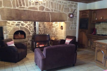 le fournil de Lalo - Saint-Cirgues-la-Loutre - 단독주택