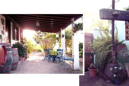 """Folk House """"Casa Los Hinojales"""" - La Tierra del Trigo - Ev"""