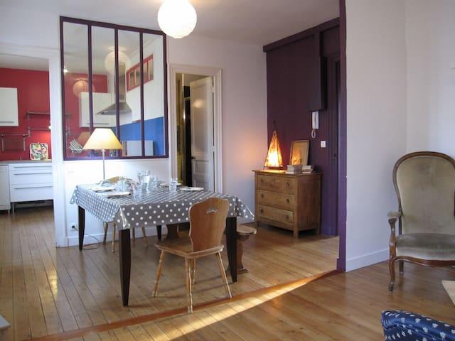 Le Mordouet II - Honfleur - Apartamento