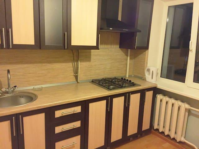 Уютная 1-к квартира на ул. Головко. - Nalchik - Wohnung