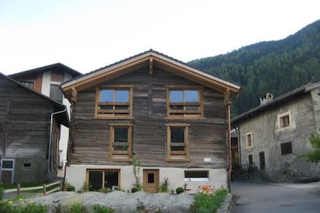 Chez Leni BnB, Chable near Verbier - Bagnes - Bed & Breakfast