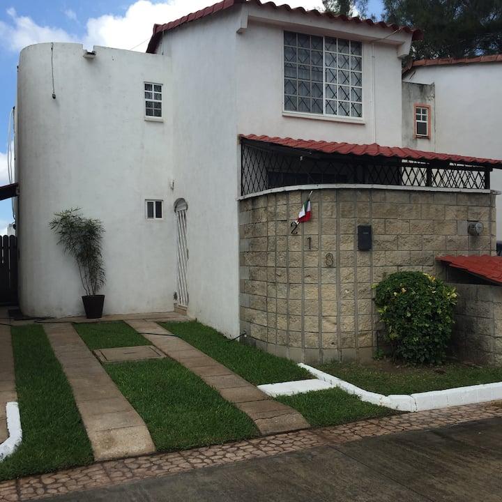 Casa privada campestre en Altamira