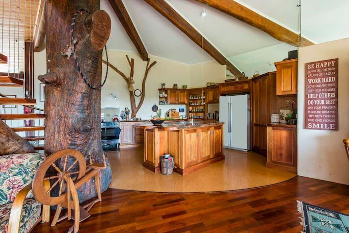"""""""Celtic Mists"""" Farm Stay - Glenreagh - House"""