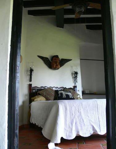 Casa de las Palmas, Cuarto Pequeño