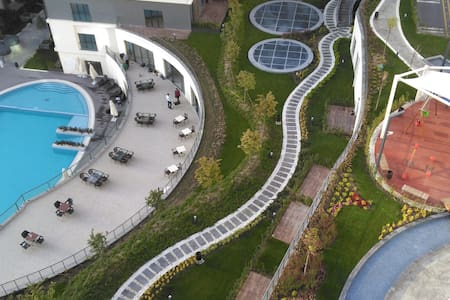 FULL AKTİVİTELİ RESSİDANCE - Esenyurt - Apartamento
