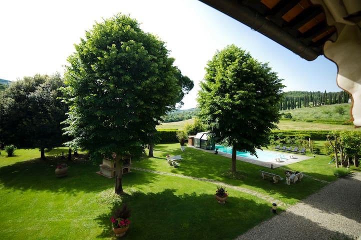 """""""Villa Giuliana"""" Toscana - arezzo - Villa"""