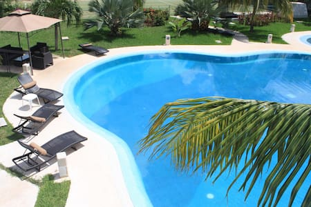 Luxury room with swimming pools - Cancún