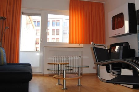 Apartment Citytsyle/ W-Lan/ Free parking place - Nuremberg - Daire