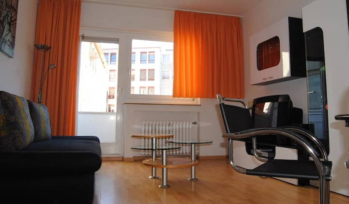 Apartment Citytsyle/ W-Lan/ Free parking place