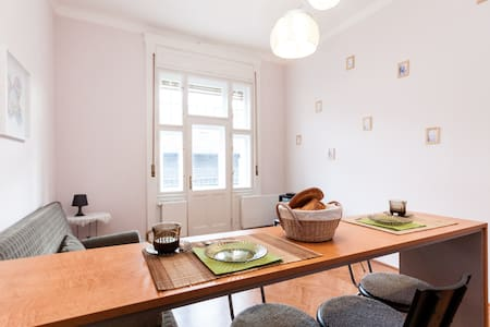 Cosy nest in the heart of Budapest - Budapest - Apartemen