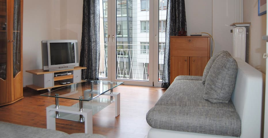 holiday apartment frankonia W-Lan - Nürnberg - Huoneisto